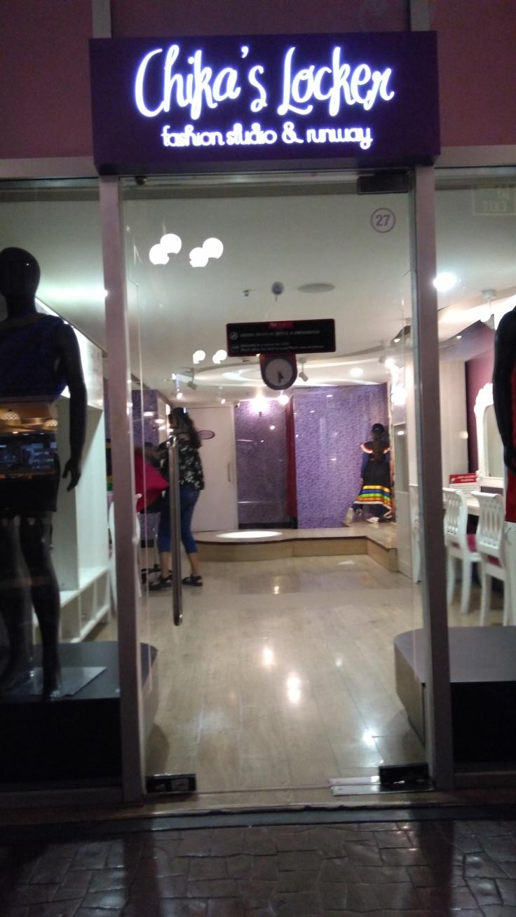 Fashion show training (relishingrascal.wordpress.com)