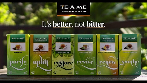Picture credit- tea me teas