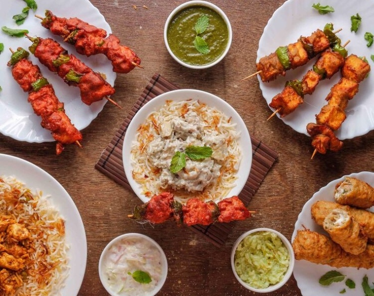 Best tikkas in Mumbai