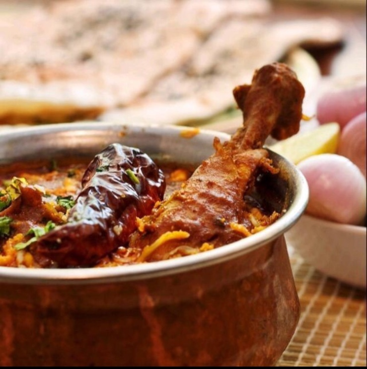 Mughlai food places in Mumbai