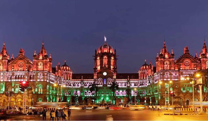 CST station Mumbai