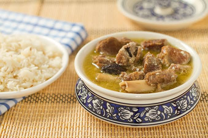 Mutton to combat cough and cold